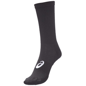 asics Crew Socks 3 Pack black